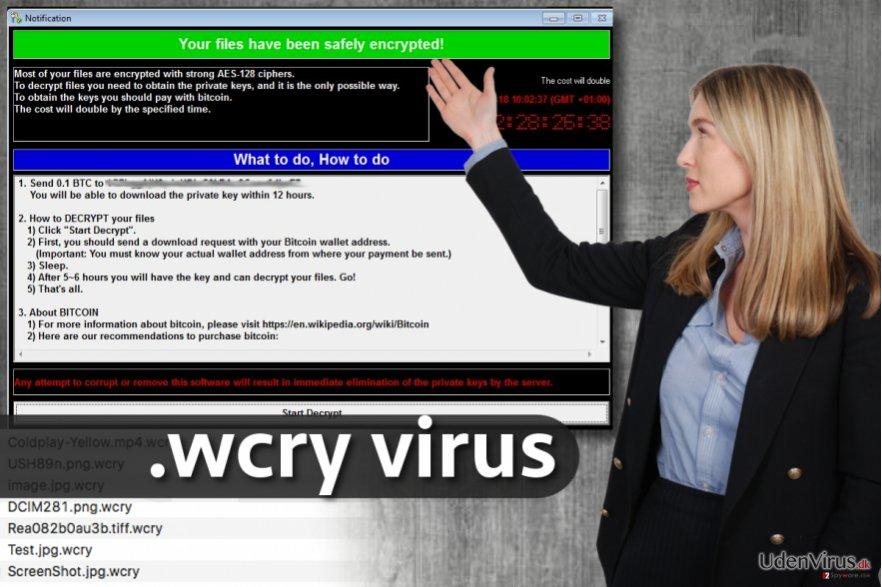 .wcry filudvidelsesvirus