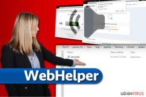 WebHelper virus