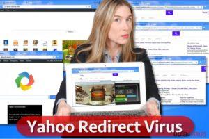Yahoo omdirigeringsvirus