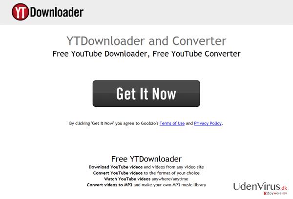 YTDownloader snapshot